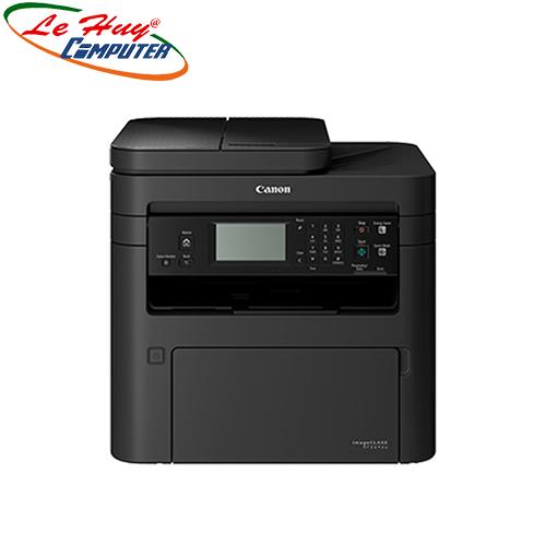 Máy in laser đen trắng Canon Đa chức năng MF269DW (Copy - In - Scan - Fax - Duplex - DADF - Wifi)