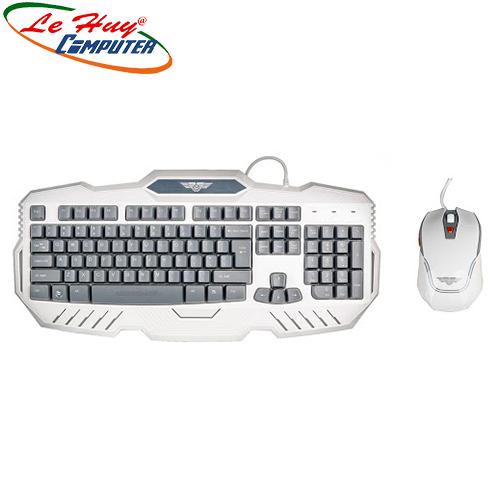Combo Chuột và Bàn Phím máy tính Newmen KM810 USB Gaming
