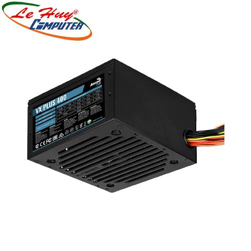 Nguồn máy tính Aerocool 400W VX PLUS 400