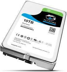 Ổ cứng HDD Seagate Skyhawk 10TB 3.5
