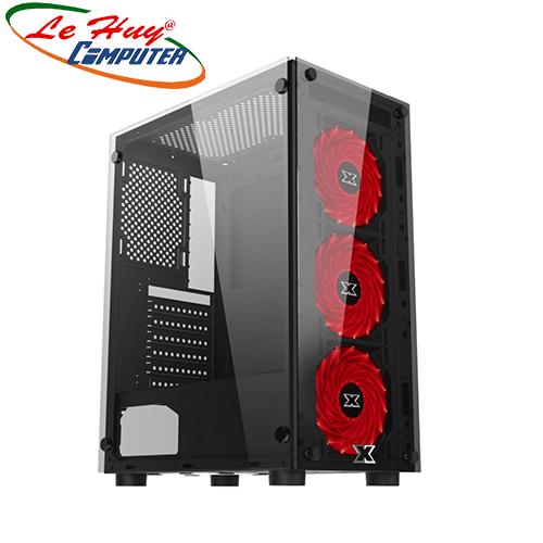 Vỏ máy tính XIGMATEK Hero 3F (3 FAN X9) (EN45129)