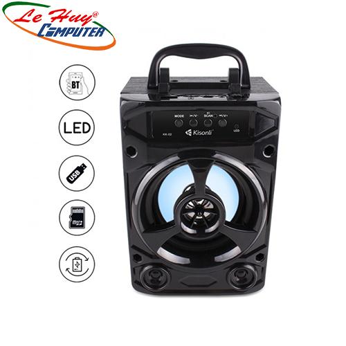 Loa Kisonli Bluetooth KK-02
