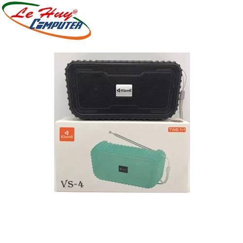 Loa Kisonli Bluetooth VS-4