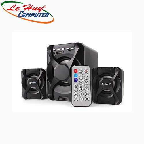 Loa Kisonli Bluetooth USB 2.1 U-2500BT