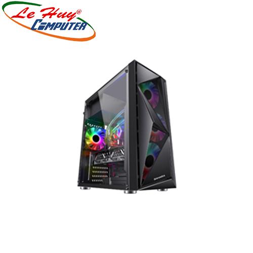 Vỏ máy tính case SAHARA R16 Gaming