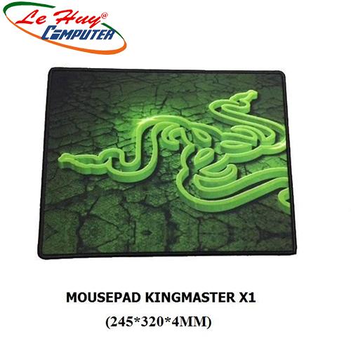 Miếng lót chuột KINGMASTER X1 (25Cmx32Cmx4Mm)