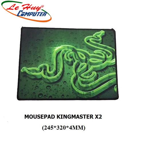 Miếng lót chuột KINGMASTER X2 (25Cmx32Cmx4Mm)