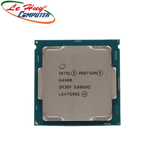 CPU Intel Pentium G4600 TRAY KabyLake + FAN I3