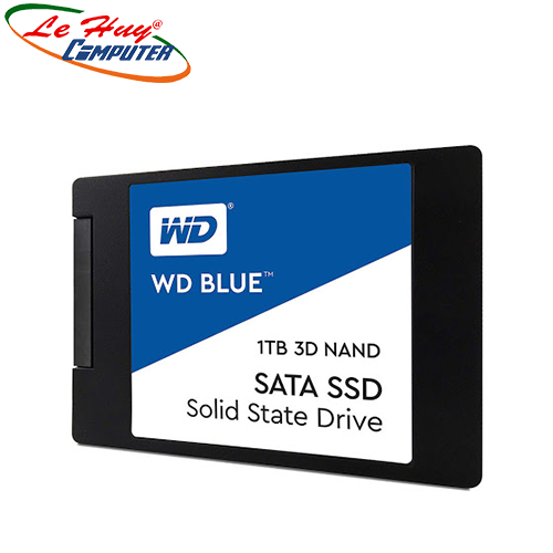 Ổ Cứng SSD Western Digital 1TB Blue(T2B0A) 2.5