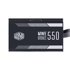 Nguồn máy tính Cooler Master MWE Bronze V2 550W