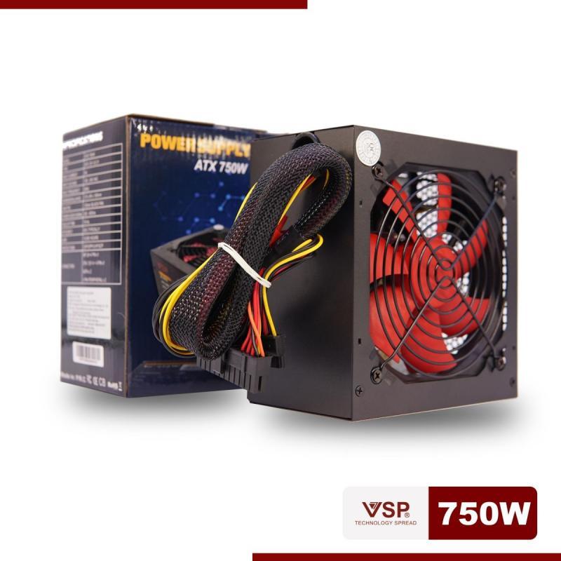 Nguồn máy tính vision VSP ATX 750W