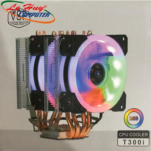 Fan VSP Cooler T300i(2FAN LED RGB)