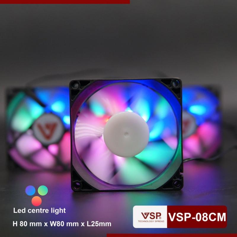 Fan Case 8CM V-08 VSP LED