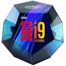 CPU Intel Core i9 9900K Box Công Ty