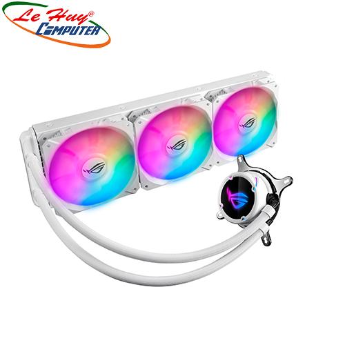 Tản Nhiệt Nước ASUS ROG Strix LC 360 RGB White Edition
