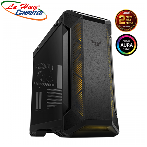 Vỏ Máy Tính ASUS TUF Gaming GT501 Mid-Tower (Có sẵn 4 fan)