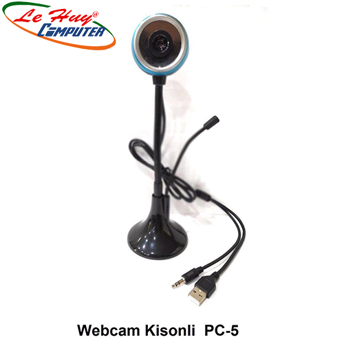 Webcam Kisonli PC-5