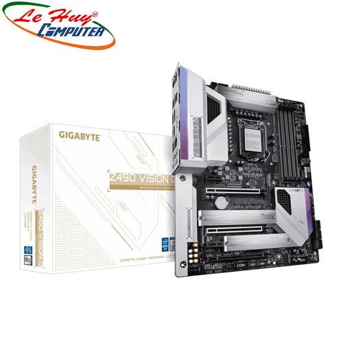 Bo Mạch Chủ - Mainboard GIGABYTE Z490 VISION G