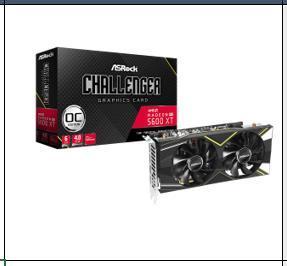 VGA ASROCK Radeon RX 5600 XT Challenger D 6G OC
