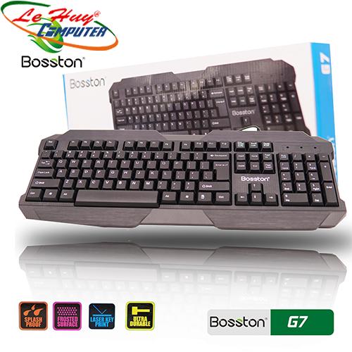 Bàn phím Bosston G7 USB