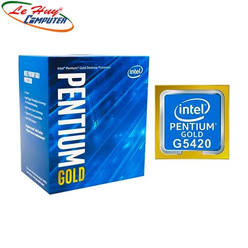 CPU Intel Pentium G5420 TRAY + FAN I3
