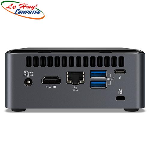 Máy Tính Bộ PC - MINI PC Intel Core i7-10710U - KHÔNG RAM , KHÔNG SSD
