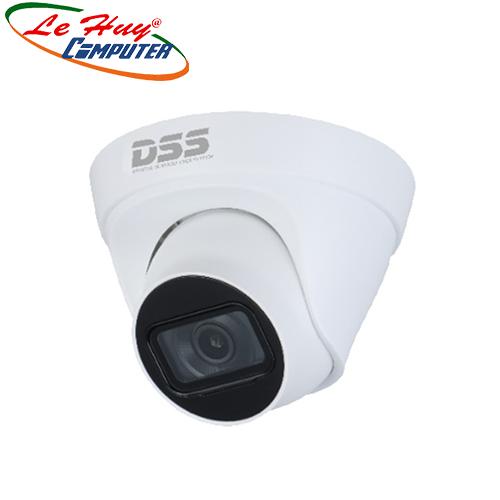Camera IP Dome hồng ngoại 4.0 Megapixel DAHUA DS2431TDIP-S2