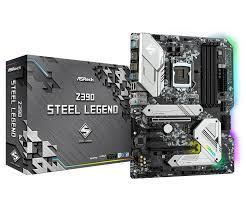 Mainboard ASROCK B460M Steel Legend