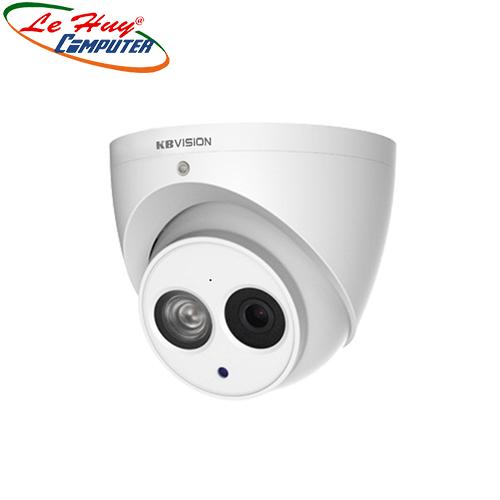 Camera HDCVI hồng ngoại 2.0 Megapixel KBVISION KX-C2004CA