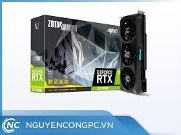 Card Màn Hình - VGA Zotac GAMING GeForce RTX 2070 SUPER AMP Extreme - Hàng chính hãng