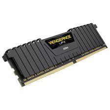 Ram Máy Tính Corsair DDR4 16GB (3200) CMK16GX4M1A3200C16 C16 Ven LPX