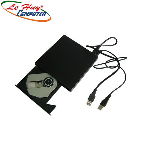 Ổ DVD-RW gắn ngoài USB2.0 đọc ghi đĩa DVD và CD