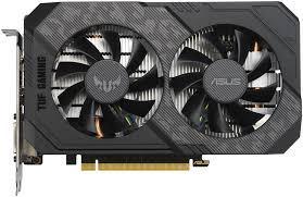 Card màn hình ASUS TUF Gaming GeForce GTX1660 SUPER 6GB GDDR6 (TUF-GTX1660S-6G-GAMING)