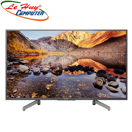 Android Tivi Sony 43 inch 4K UHD KD-43X8000G