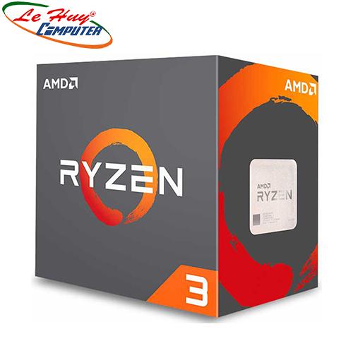 CPU AMD Ryzen 3 3100 Processors - Hàng Chính Hãng