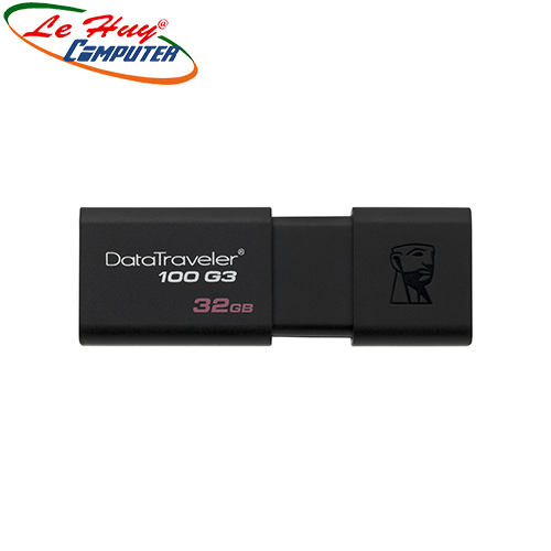 USB KINGSTON 32G USB 3.0 DataTraveler 100 G3(DT100G3/32GB)