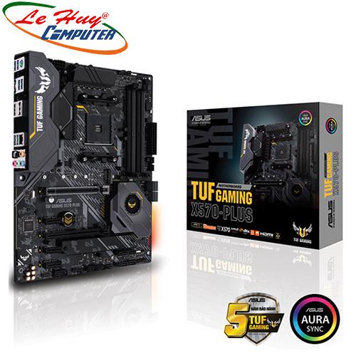 Bo Mạch Chủ - Mainboard ASUS TUF Gaming X570-Plus
