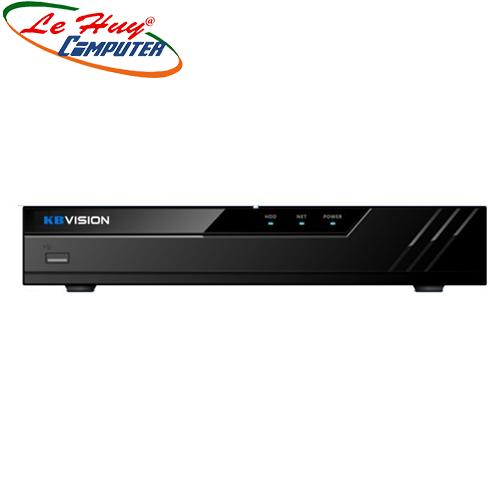 Đầu ghi hình camera IP 8 kênh KBVISION KX-A4K8108N2