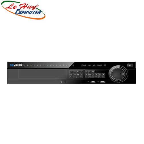 Đầu ghi hình camera IP 16 kênh KBVISION KX-D4K8816NR3