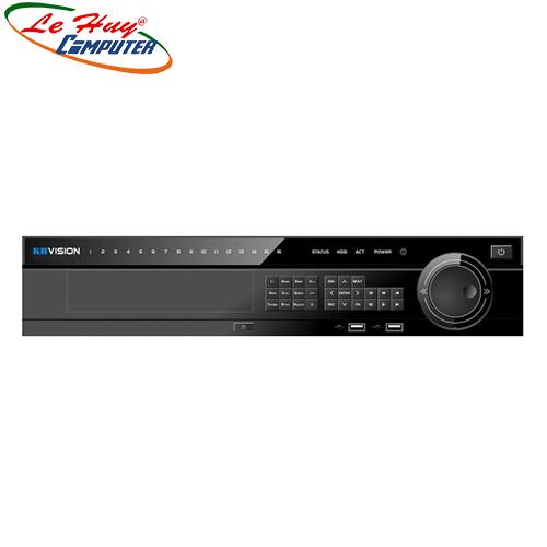 Đầu ghi hình camera IP 32 kênh KBVISION KX-4K8832N2