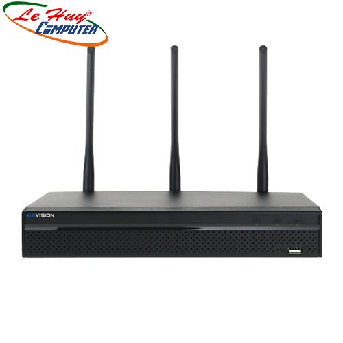 Đầu ghi hình camera IP Wifi 4 kênh KBVISION KX-C8104WN2