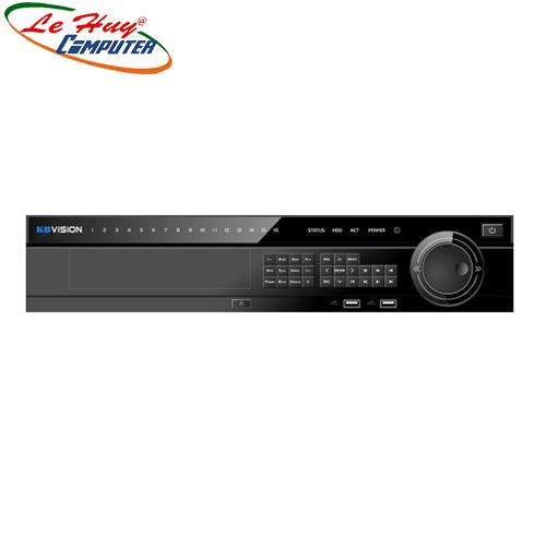 Đầu ghi hình 16 kênh 5 in 1 KBVISION KX-D8816H1