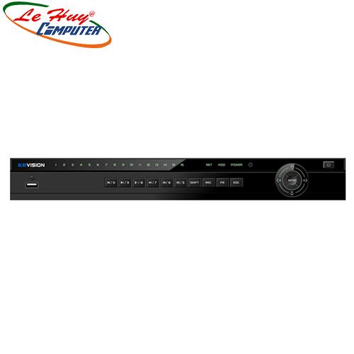Đầu ghi hình 16 kênh 5 in 1 KBVISION KX-D2K8216H1