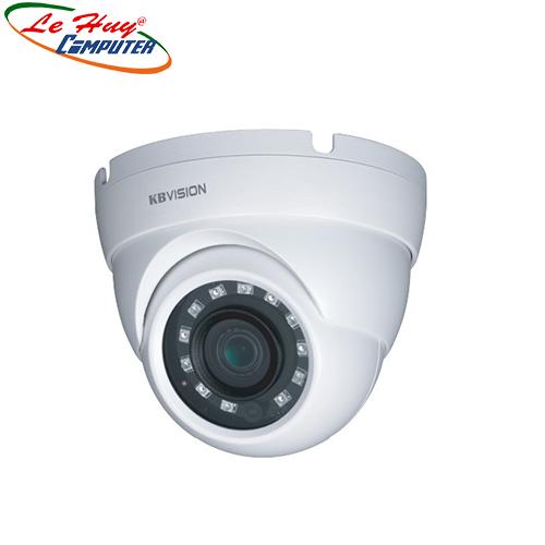Camera IP Dome hồng ngoại 2.0 Megapixel KBVISION KX-A2012TN3