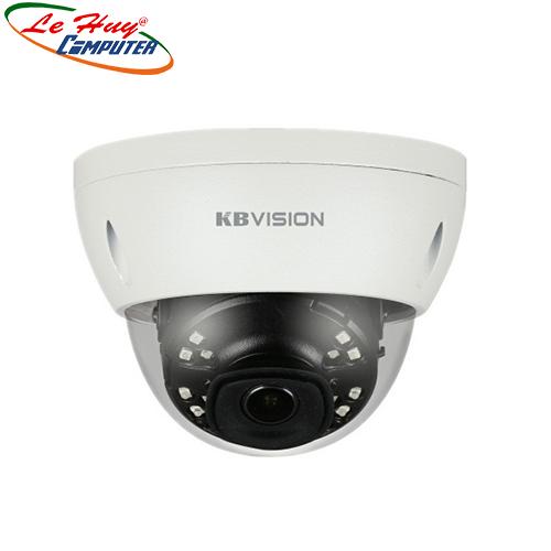 Camera IP Dome hồng ngoại 2.0 Megapixel KBVISION KX-D2004iAN