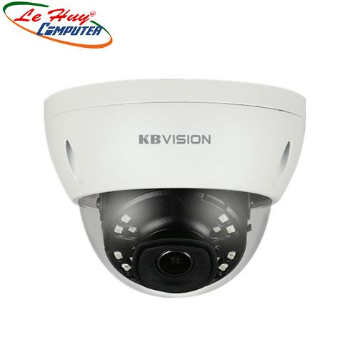Camera IP Dome hồng ngoại 4.0 Megapixel KBVISION KX-D4002iAN