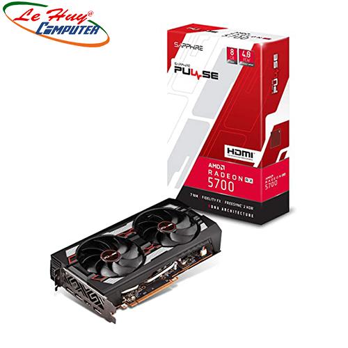 Card Màn Hình - VGA SAPPHIRE PULSE Radeon RX 5700 8GB DDR6