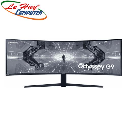 Màn hình máy tính cong Samsung Odyssey G9 49