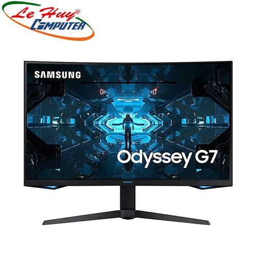 Màn hình máy tính cong Samsung Odyssey G7 32