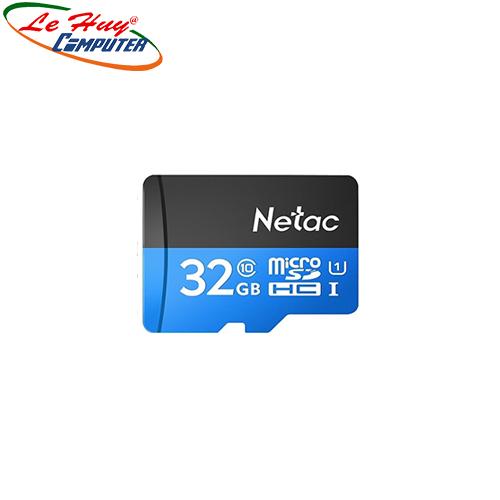 Thẻ nhớ Micro SD Netac 32G